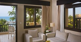 The Cove Rotana Resort - Ras Al Khaimah - Living room