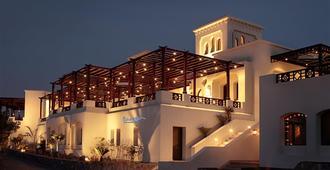 The Cove Rotana Resort - Ra's al-Chaima - Gebäude