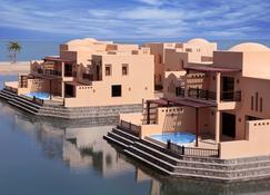 The Cove Rotana Resort - Ras Al Khaimah - Edificio