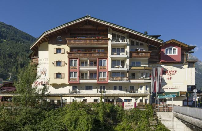 Hotel Gasthof Brücke - Mayrhofen - Toà nhà