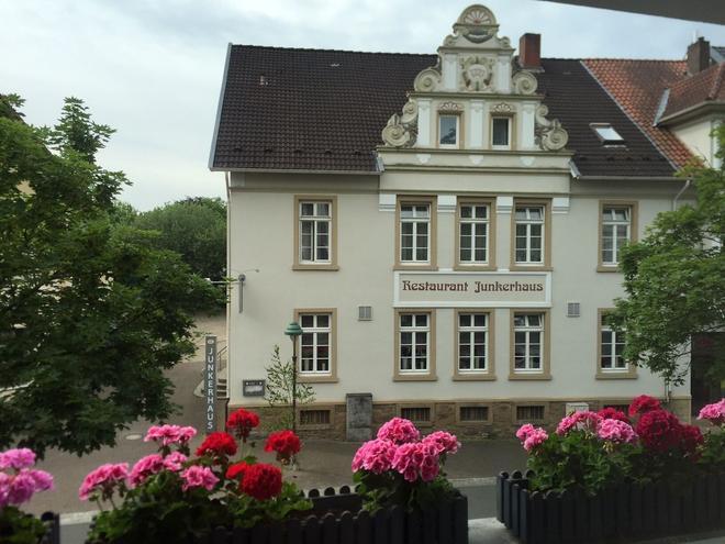 Hotel Junkerhaus - Bad Salzuflen - Κτίριο
