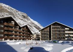 Schweizerhof Zermatt - Zermatt - Gebäude