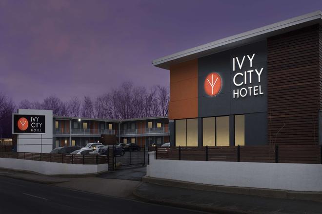 Ivy City Hotel - Washington - Rakennus