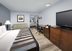 Ivy City Hotel - Washington - Phòng ngủ