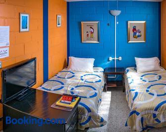 Hostal Guatefriend's - Hostel - Ciudad de Guatemala - Habitación