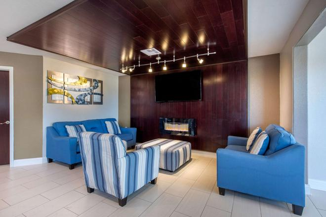 Quality Inn and Suites Port Arthur - Nederland - Port Arthur - Aula