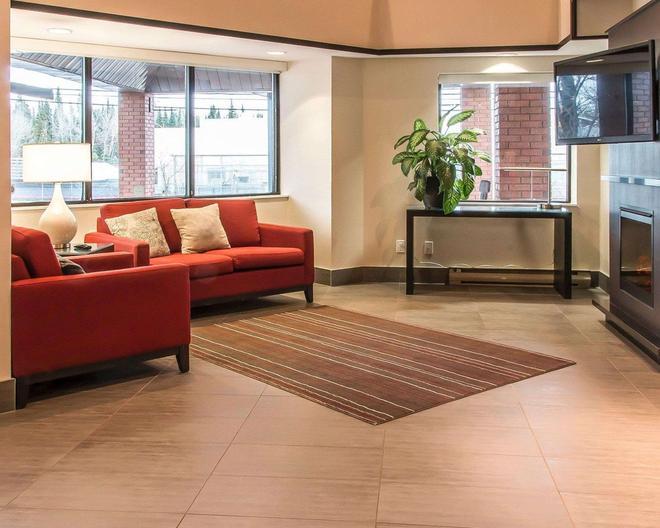 Comfort Inn - Kenora - Recepción