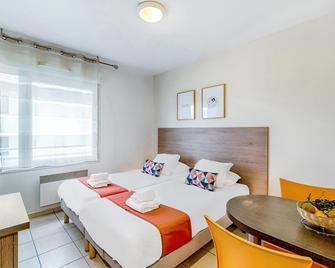 Appart'city Thonon Les Bains - Thonon-les-Bains - Bedroom