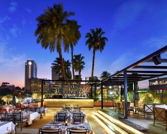 سوفيتيل النيل القاهرة - الجزيرة - القاهرة - مطعم