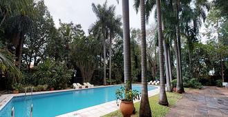 جران هوتل ديل باراجواي - اسونسون - حوض السباحة