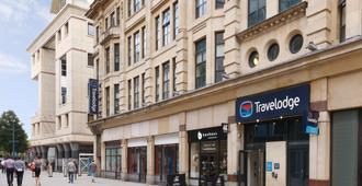 Cardiff Central Queen Street - Cardiff - Edificio
