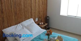 Bamboo Lodge Paracas - Paracas - Bedroom