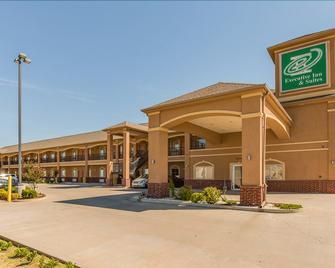 Executive Inn And Suites Cushing - Cushing - Gebouw