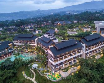 Pullman Ciawi Vimala Hills Resort Spa & Convention - Bogor - Gebäude