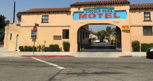 Lincoln Park Motel - Los Ángeles - Edificio