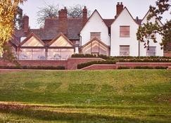 The Marquis - Ipswich - Edificio