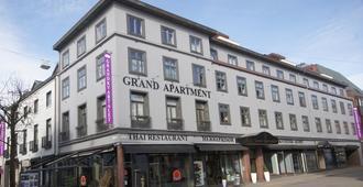 Grand Apartment - Tønsberg