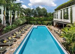 Viroth's Hotel - Siem Reap - Kolam