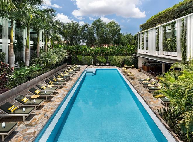 維羅斯飯店 - 暹粒 - 游泳池
