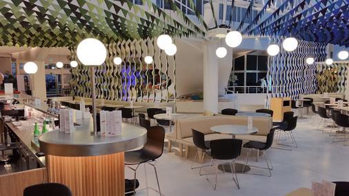 Fiap - Hostel - Paris - Bar