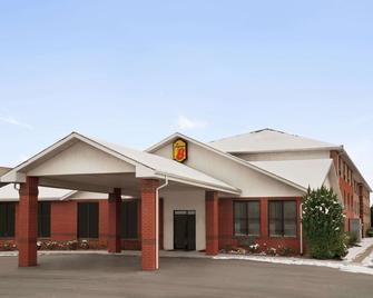 Super 8 by Wyndham S Jordan/Sandy/Slc Area - South Jordan - Building