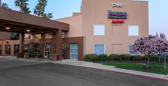 Fairfield Inn & Suites By Marriott San Jose Airport - San Jose - Building
