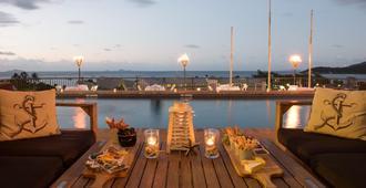 Whitsunday Terraces Hotel Airlie Beach - Airlie Beach - Restaurant