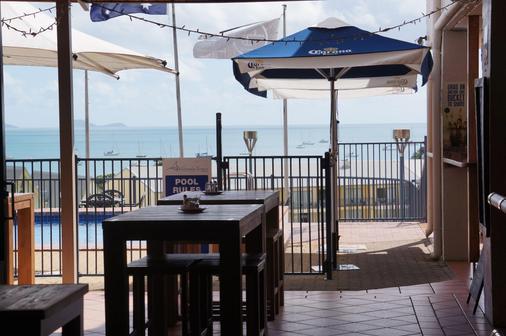 Whitsunday Terraces Hotel Airlie Beach - Airlie Beach - Ban công