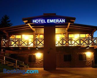 Hotel Emeran - Oberleutensdorf - Gebäude