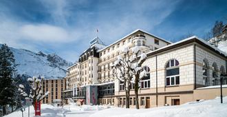 Hotel Terrace - Engelberg - Edifício