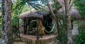 La Selva Mariposa - Tulum - Θέα στην ύπαιθρο