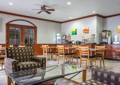 Quality Inn - Peru - Recepción