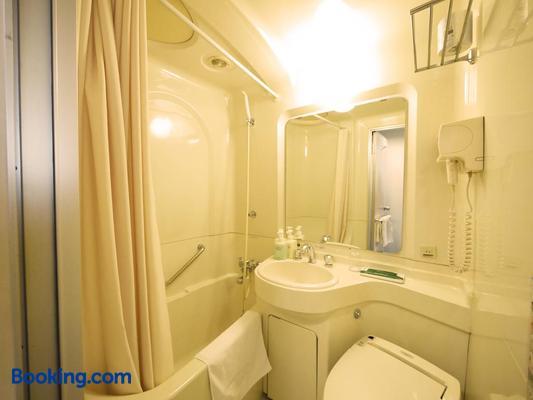 Hotel Route-Inn Fukui Ekimae - Fukui - Bathroom