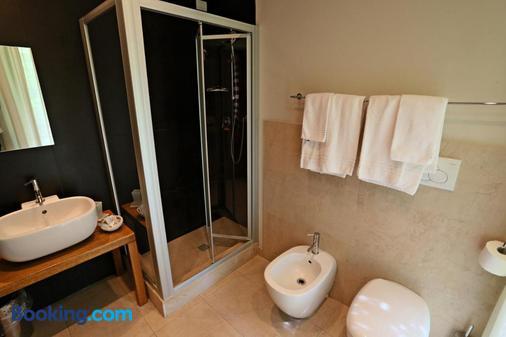 Country Hotel Ristorante Querce - Salsomaggiore Terme - Μπάνιο