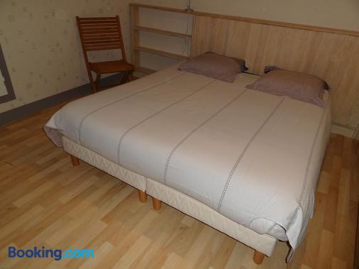 les Voiries chambres d'hotes - Fleury - Bedroom
