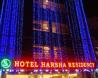 Hotel Harsha Residency - Tirupati - Building