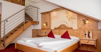 Hotel Lowe - San Candido - Camera da letto