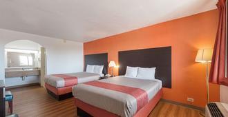 Motel 6 San Antonio I-10 West - סן אנטוניו - חדר שינה