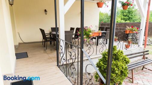 Pensiunea Bella - Arad - Balcony