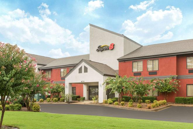 Super 8 by Wyndham Southaven - Southaven - Building
