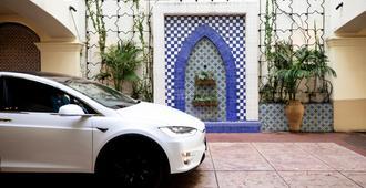 Kimpton Canary Hotel - Santa Barbara - Toà nhà