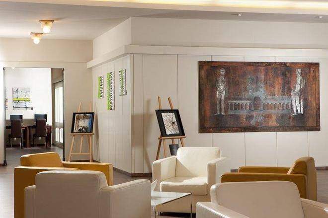 Best Western Hotel Continental - Udine - Lobby
