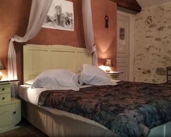 Domaine de la Lucarliere - Saint-Laurent-de-la-Salle - Bedroom