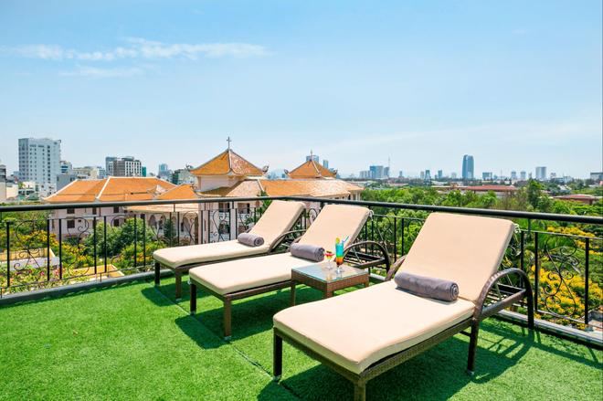 Haka Hotel & Apartment - Da Nang - Balcony