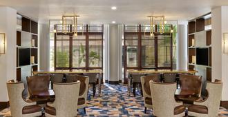 坦帕西海岸翠貢精選酒店 - 坦帕 - 餐廳