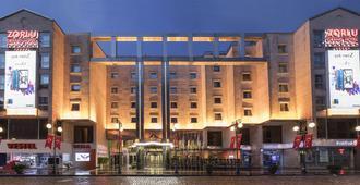 佐魯大酒店 - 特拉比松 - 特拉布宗 - 建築