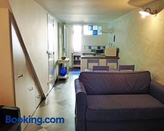 Maison Authentique Proche Isola 2000 et Auron - Isola - Living room