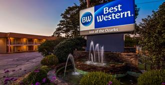 Best Western Inn of The Ozarks - Eureka Springs - Gebäude