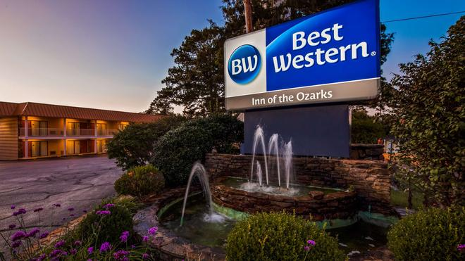 Best Western Inn of The Ozarks - Eureka Springs - Building