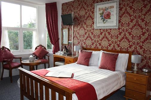 The Wentworth Guest House - Paignton - Makuuhuone